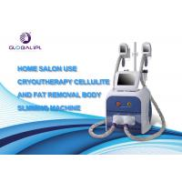 Freeze Cavitation Cryolipolysis Machine For Body Slimming 100w Output Pluse Mode for sale
