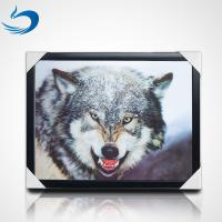 UV Printing 3D Lenticular Picture Frame For Home Decoration for sale
