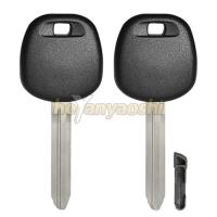 Plug Pop Style In USA market Toyota Transponder Key Shell Replacement for sale