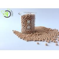 China Industrial Molecular Sieve 5A Effective Pore H2O CO2 Air Purification for sale