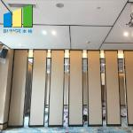 Philippines Conference Rooms Sliding Doors Popular Acoustic Movable Partition Walls for sale