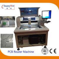 PCB Depaneler PCB Routing Machine with Windows 7 Operation System for sale