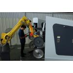 China Full Automatic Stainless Steel Buffing Machine For Automobile Industry for sale