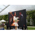 High Definition Indoor Rental LED Display 1200 Nits Brightness For Concert Stage Decor for sale