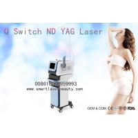 China Special ND YAG Laser Tattoo Removal Machine , Mini Q Switch Laser Carbon Toning Device for sale