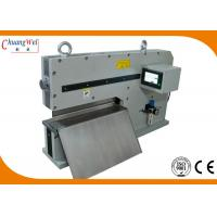 China LED PCB Depaneling Machine High Speed Steel for SMT Assemble Line for sale