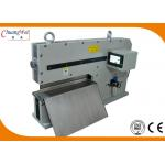 LED PCB Depaneling Machine High Speed Steel for SMT Assemble Line for sale