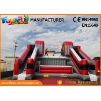 Cuztomize color Inflatable Interactive Games Jousting Arena Inflatable Battle Zone for sale