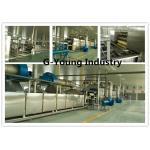 Cup Instant noodle Automatic Noodle Making Machine electric saving production line for sale