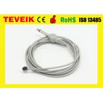 Reusable 400 series 427 pediatric skin temperature probe for patient monitor best price temperature probe for sale