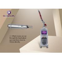 Q Switch ND YAG Laser Machine For Tattoo Removal / Skin Rejuvenation for sale