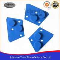 China Long Life Concrete Grinding Wheel / Concrete Floor Grinding Disc Round Segment for sale