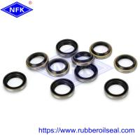 High Strength Rubber Dust Seal For Reciprocating Motion AR1664F5 DKB 30 for sale