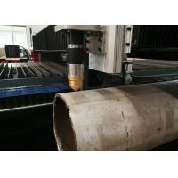 China Pipe and Plate CNC Plasma Metal Cutting Machine with USA Hypertherm HPR 130XD supplier
