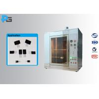 China IEC60695-2-2 Standard Needle Flame Tester for sale
