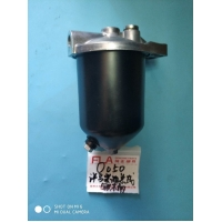 Excavator Fuel Water Seperator Assembly Engine fuel Filter  Stock Products For Kobelco excavator SK60-8
