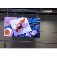 China High Brightness P4 Indoor Rental Led Display Panel Video Wall With Flight Plug Utra-thin for sale