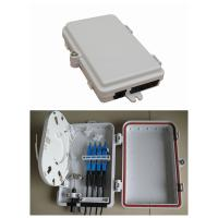 4 Core Fiber Optic Termination Box for sale