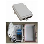 4 Core Fiber Optic Termination Box Mini FTB Fiber ODF Outdoor feeder cable box Drop cable Box for sale