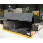 China Stationary Or Fixed Warehouse Dock Levelers Loading And Unloading Electric Ramp 6 Tons Capacity for sale