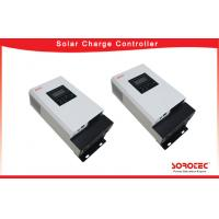 24V 100A MPPT Solar Controller , Solar Battery Charger Controller for sale