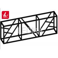 Big 290mm 6068 - T6 Aluminum Square Truss Heavy Duty Loading Weight Capacity for sale