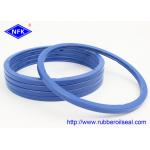 Blue Excavator Seal Kit KATO HD700 HD820-3 HD1430 HD1230 Center Joint kits Pressure Strong Sealing Capacity for sale