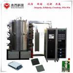 Cooper Magnetron Sputtering Coating Machine, High productivity film depostion by PVD Magnetron sputtering Deposition for sale