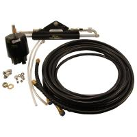 China Engine Up 150hp Outboard Hydraulic Steering Kit With Two Packs Of Hydraulic Oil for sale