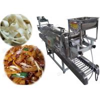 China Ho Fun Noodles Making Machine, Rice Noodles Steaming Machine for sale