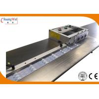 Automatic  Feeding Separator Machine For Pcb Aluminum Board with 6 Blades for sale