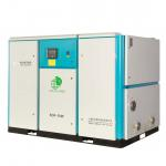75kw 90HP Low Pressure Air Cooled Variable Frequency Screw Air Compressor Direct Driven for Glass Industry for sale