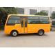Long Distance Star Minibus / 19 Seater Minibus Commercial Tourist Passenger Vehicle for sale