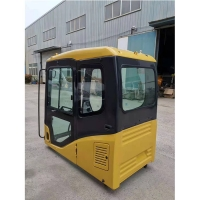 Excavator Cabin OEM PC200-7 PC210-7 PC300-7 PC400-7 Operator Cab Assembly for sale
