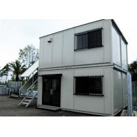 Easy Installation Combined Container , Convienient Cinema Prefab Container Homes for sale