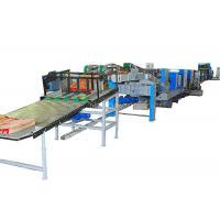 China High Standard Automatic Cement Bag Paper Tube Making Machine 30KW for sale