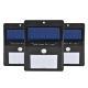 China waterproof IP65 solar motion sensor light for garage factory