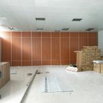 Decorative Soundproof Material Acoustic Partition Wall For Conference Room for sale