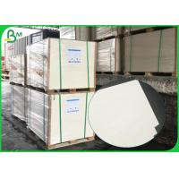 China High Stiffness 70*100cm 250gsm - 400gsm White FBB Board With FSC For Gift Boxes for sale