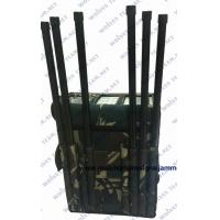 China High Power EOD Backpack 4G 5G Cell Phone Signal Jammer Manpack RF Jammer for sale