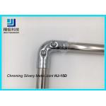 Flexpipe Creform ESD Pipe Rack System Chrome Pipe Connectors Elbow Metal Joint for sale