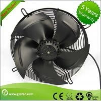 Equipment Cooling AC Industrial Exhaust Fans With Metal Impeller High Speed for sale
