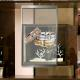 China Shop Window Glass Wall LED Screen RGB 3.91-7.81 Pixels Full color SMD3512 for sale