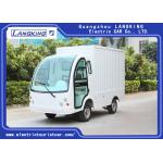 China 48V /4KW DC MOTOR 2 Seater Electric Cargo Van For Goods Loading And Unloading 900kg electric freight car for sale
