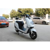China Street Legal Motor Electric Scooter Bike High Safety With Lithium Ion Battery for sale
