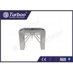 Waterproof tripod turnstile gate bridge style stainless steel turnstiles for sale