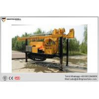 Full Hydraulic Crawler Drill Rig Cummins Engine For Mineral Surface Coring for sale