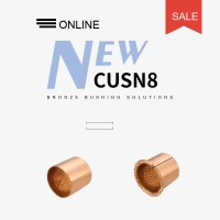 China Wrapped Bronze Bearings For Hoisting Machines for sale