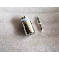 Balcony 12mm Glass Stainless Steel Glass Clamps SS304 / SS316 For Outdoor Use for sale