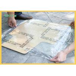 China 3Mil 4 Mil Adhesive Auto Carpet Protection Film Printable Auto Carpet Film for sale